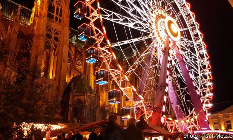 Photo of Marchés de Noël à Metz : dates, horaires et plan