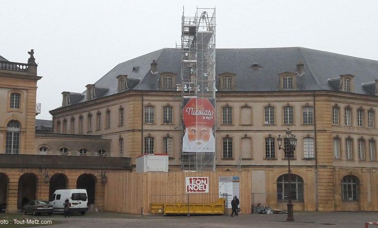 Photo of Les toits de l'Opéra-théâtre de Metz faiblissent : photos