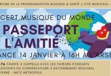 Photo of Metz : 120 jeunes choristes en concert pour «Le Passeport de l'amitié», un projet pour les enfants hospitalisés