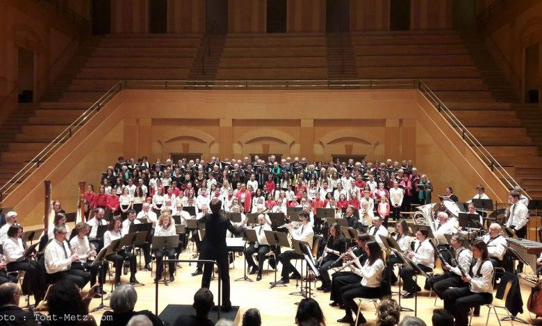 Photo of Concert de Printemps de l'Orchestre d'harmonie de Metz : retirez vos places gratuites