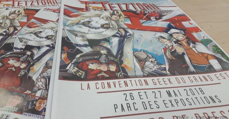 Photo of Metz'Torii : cosplay, manga, jeux vidéo et e-sports à l'honneur ce week-end