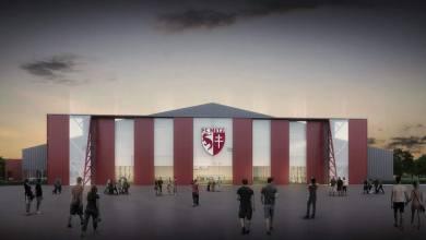 Photo of Frescaty : visite du chantier du futur centre de formation du FC Metz (vidéo)