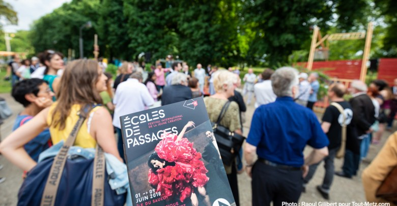 Photo of Festival Passages à Metz : retour en photos sur la soirée d'inauguration