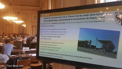 Photo of 5 millions d'euros, dernière dépense de la ville de Metz pour St Symphorien avant 50 ans
