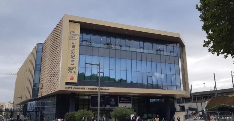 Photo of Centre des Congrès à Metz : un débat public sur la mobilité transfrontalière