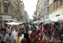 Photo of Metz : la grande braderie, c'est mercredi