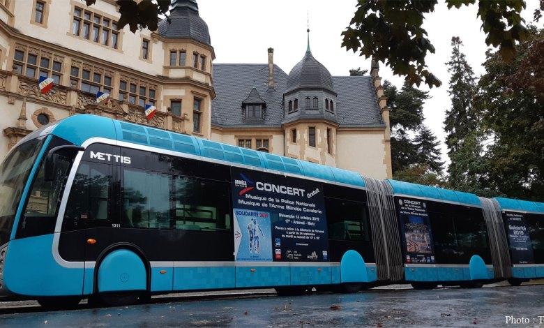 Photo of Metz : un nouveau Mettis pour l'opération solidarité des Armées