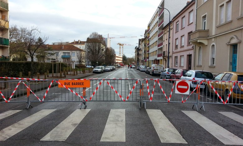 Photo of Marathon de Metz : rues fermées et parking condamné