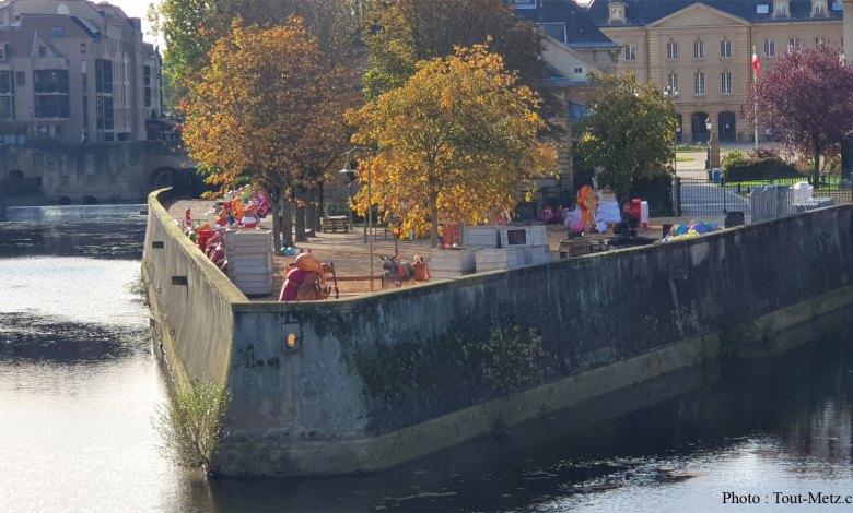 Photo of Sentier des lanternes à Metz : les figurines réinvestissent le jardin Fabert