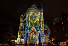 Photo of Découvrez en avant-première le mapping des 800 ans de la Cathédrale de Metz en vidéo