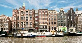 Eden hotel Amsterdam в Амстердаме