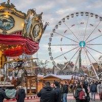 Рождественские рынки Брюсселя — программа и даты [year]