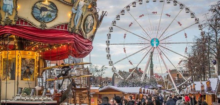 Рождественские рынки Брюсселя — программа и даты 2020