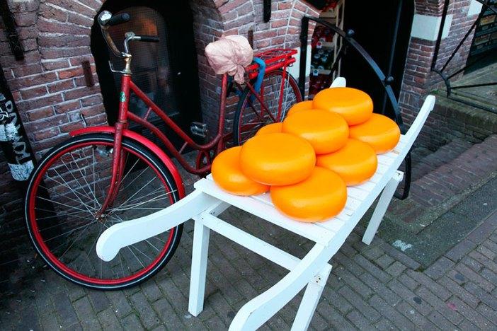 Из Амстердама на день: город Эдам