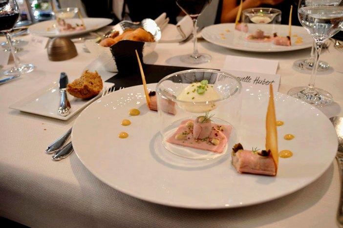 Где поесть в Брюсселе: ресторан Comme Chez Soi