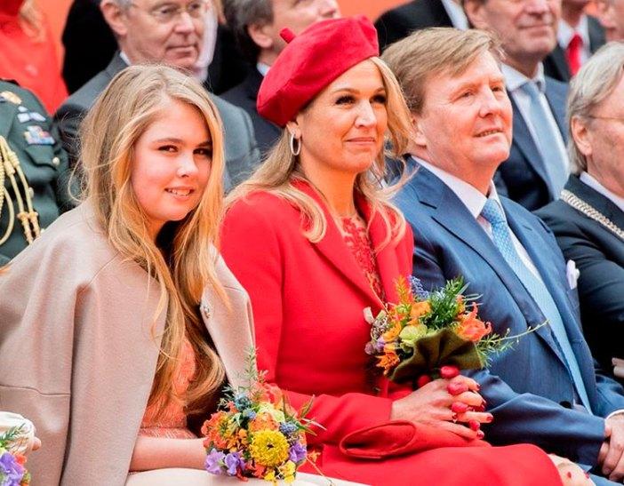 День короля Нидерландов: семья монарха