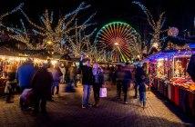 Рождественская ярмарка Антверпена