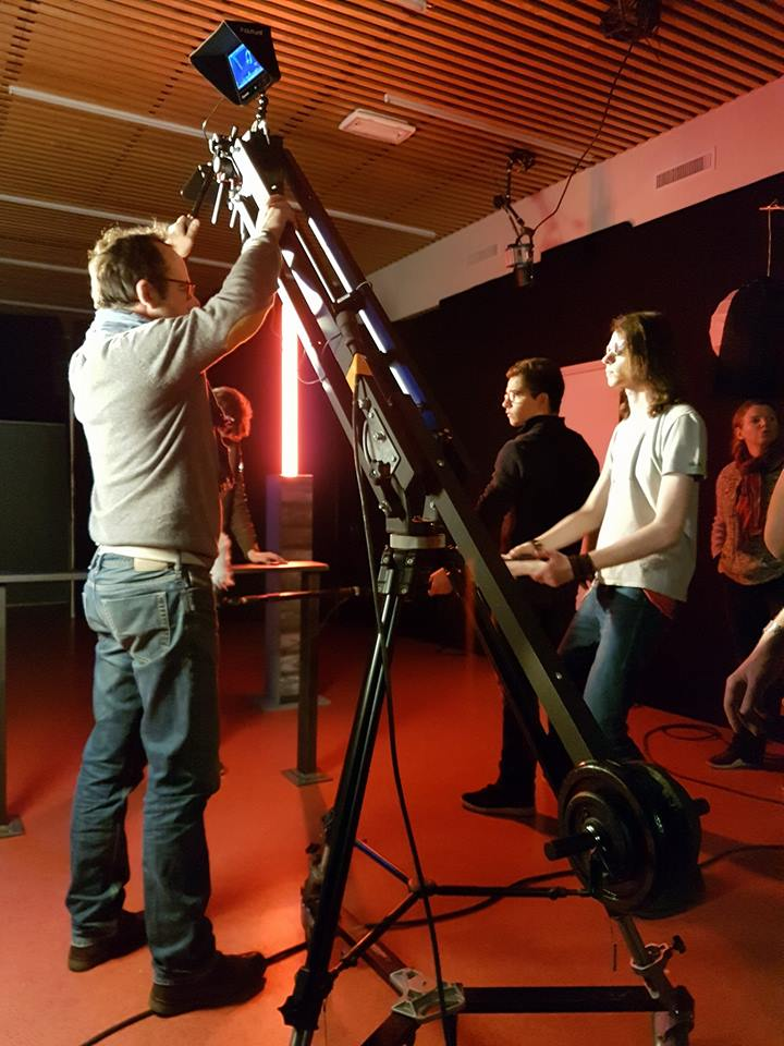 Jour 2 : tournage en studio