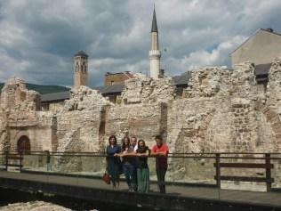 Sarajevo avec nos super guides touristiques