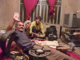 et rebelote le deuxieme jour ... on est bien loti en Iran !