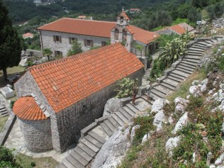 Les monastères orthodoxes perchés du Monténégro