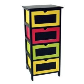 meuble-4-tiroirs-couleurs-et-ardoise