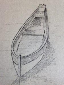 Comment Dessiner Facilement Une Barque Realiste Art Express