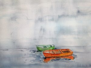 Comment peindre une marine facilement à l aquarelle
