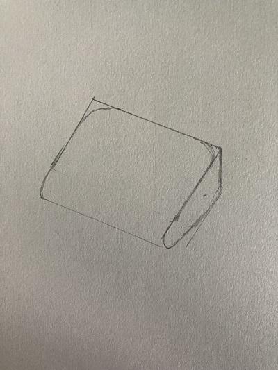 Comment dessiner un porte monnaie facilement