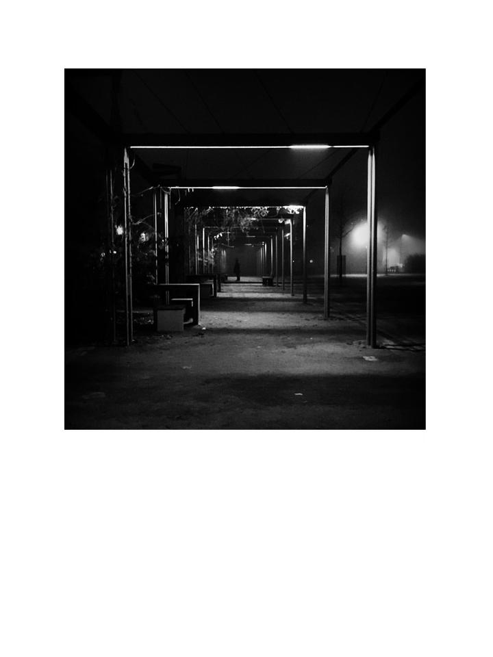 photographie ville nuit by Anna Yurienen Gallego
