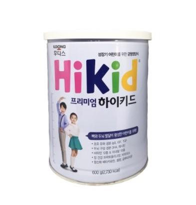 Sữa Hikid Premium Korea giúp tăng chiều cao cho bé 600g