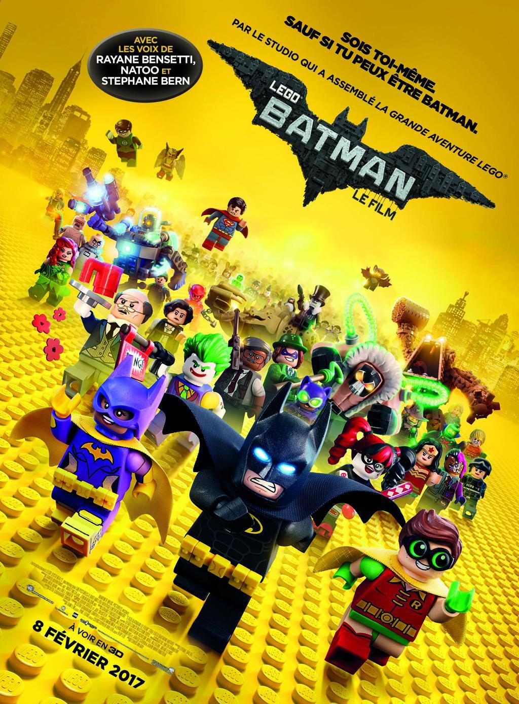 Critique de Lego Batman Le Film le spinoff de La