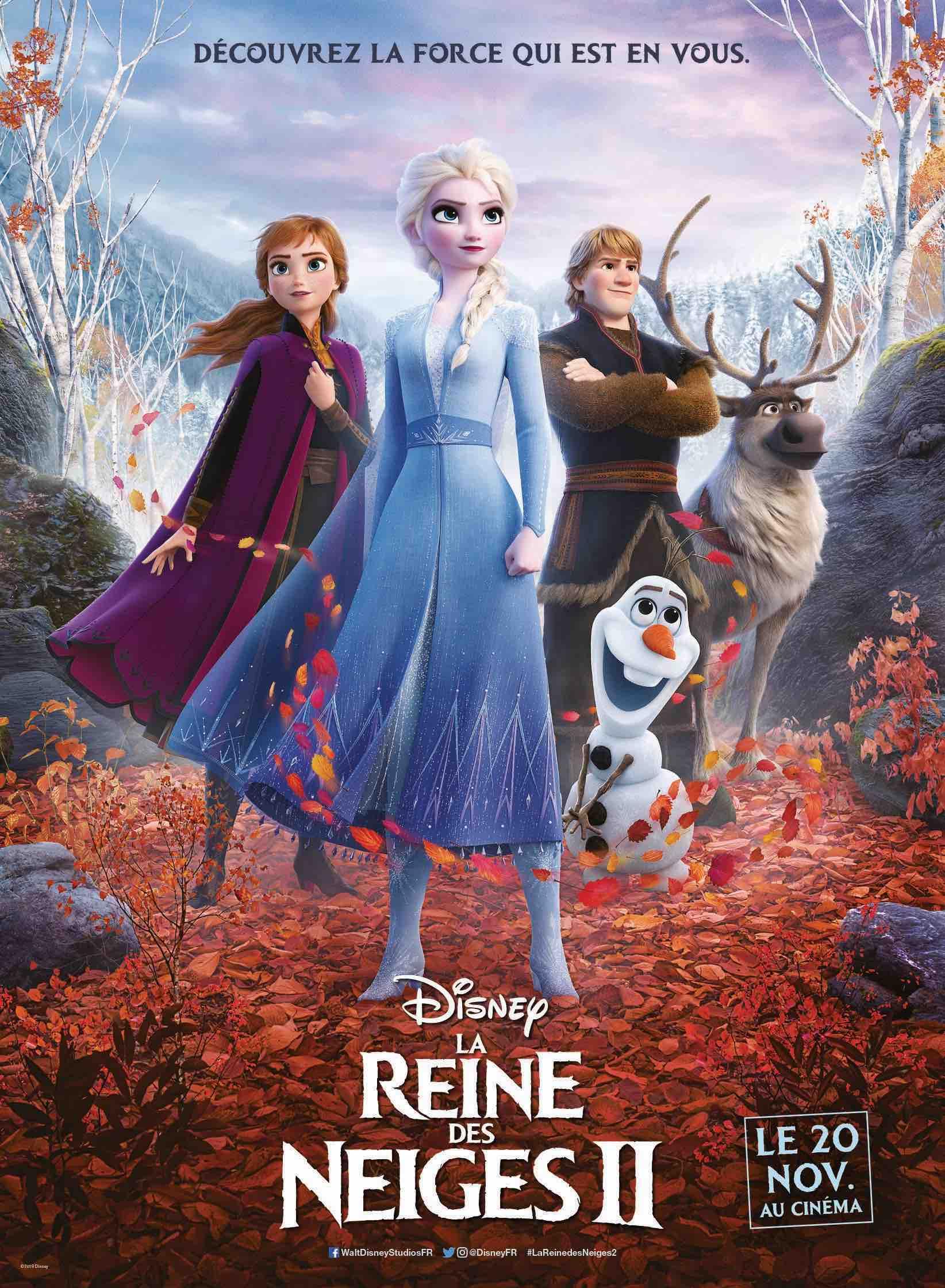 [Disney La Reine des Neiges]