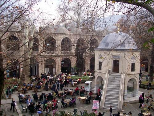 Excursion Bursa-Istanbul