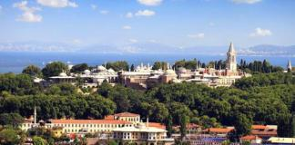 Les 10 Monuments à Visiter à Istanbul, Le Palais De Topkapi.