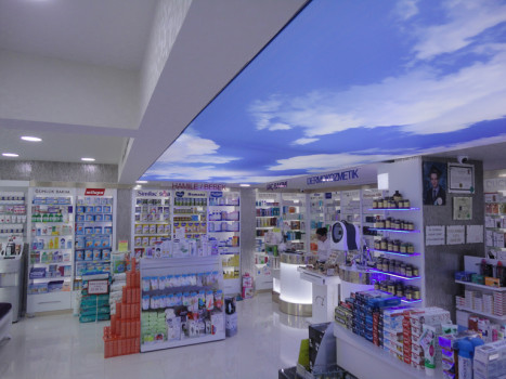 la pharmacie à istanbul