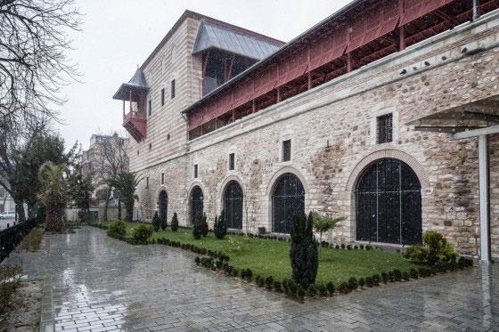 Le Musée des Arts Turcs et Islamiques à Istanbul