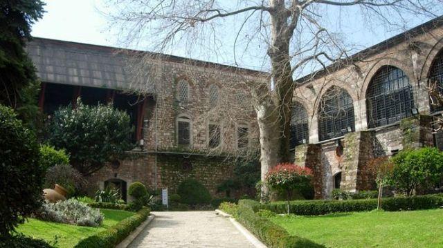 Les 10 Monuments à Visiter à Istanbul, Le Musée de L'Art Islamique Dans Le Palais D'Ibrahim Pacha.