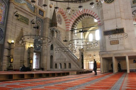 Mosque Soliman Le Magnifique Istanbul Toute La Turquie