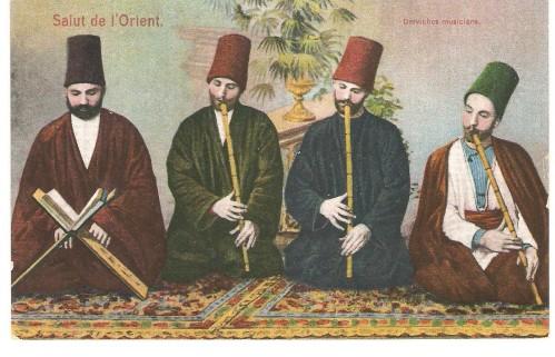 les Derviches tourneurs à Istanbul