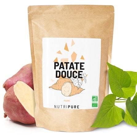 crêpes patate douce