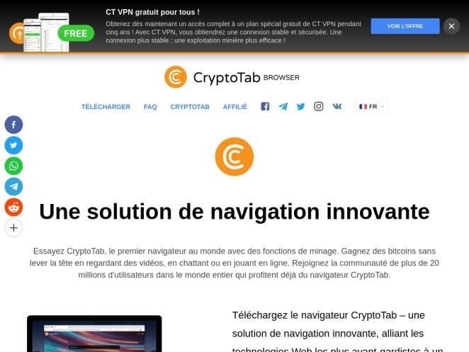 cryptotab - Toutinfos