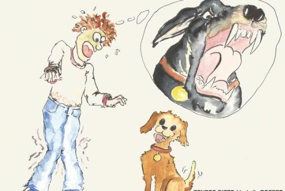 Peur panique des chiens