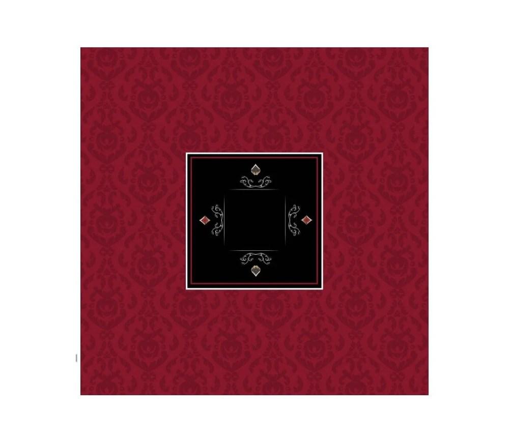 tapis de jeu poker 100 x 100 cm carre victorian epais