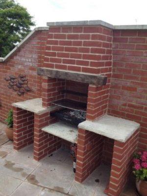 Construire Une Hotte De Barbecue En Brique : construire, hotte, barbecue, brique, Qu'il, Savoir, Construire, Votre, Barbecue, Beton, Béton