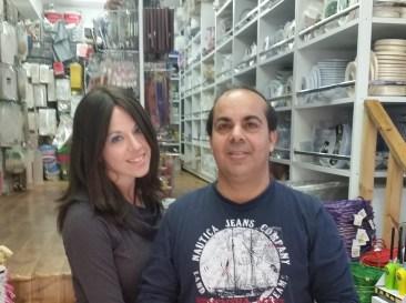 TovaInIsrael with Nino