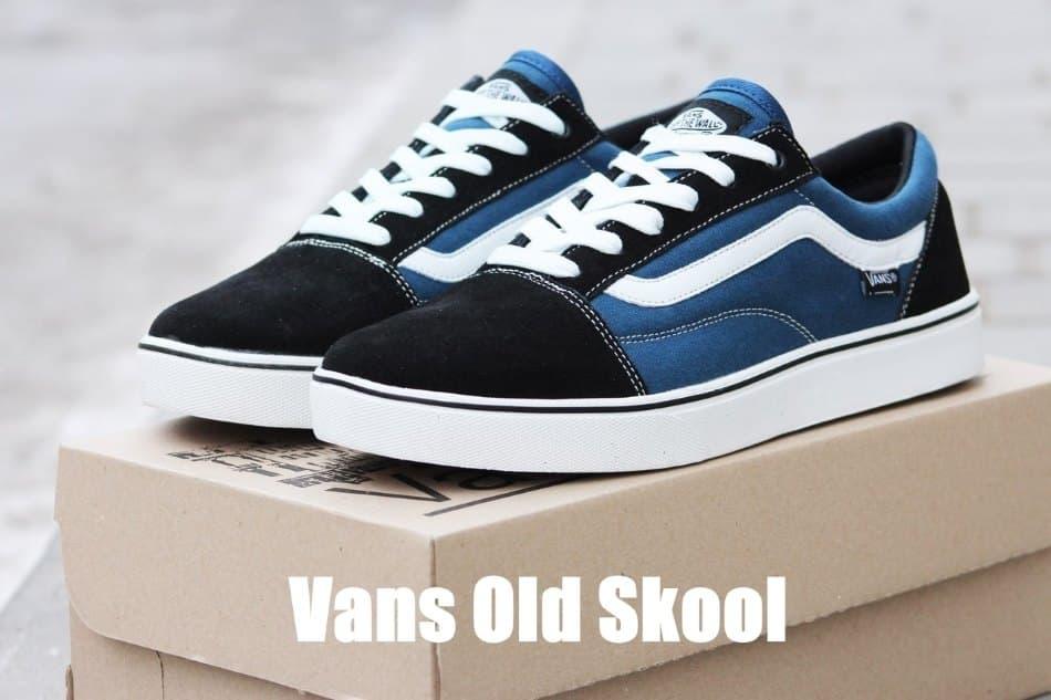 Кроссовки Vans Old Skool  купить по низкой цене 017e0bff3d369