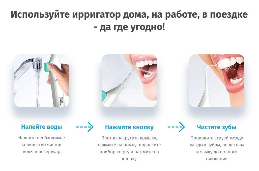 Как использовать Dental Spa