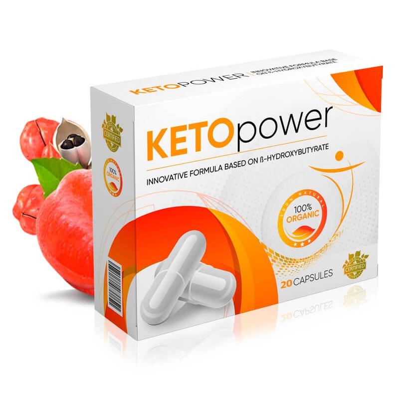KETO power для похудения в Новосибирске