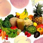 Mengkonsumsi Makanan Sehat